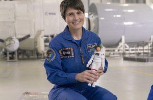 Barbie astronauta, ispirata a Samantha Cristoforetti
