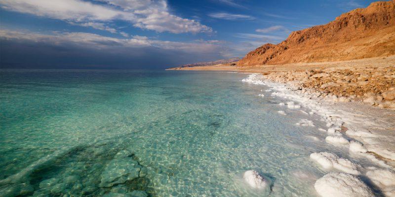 Il Mar Morto si ripopola. E' la Profezia di Ezechiele ? Non proprio