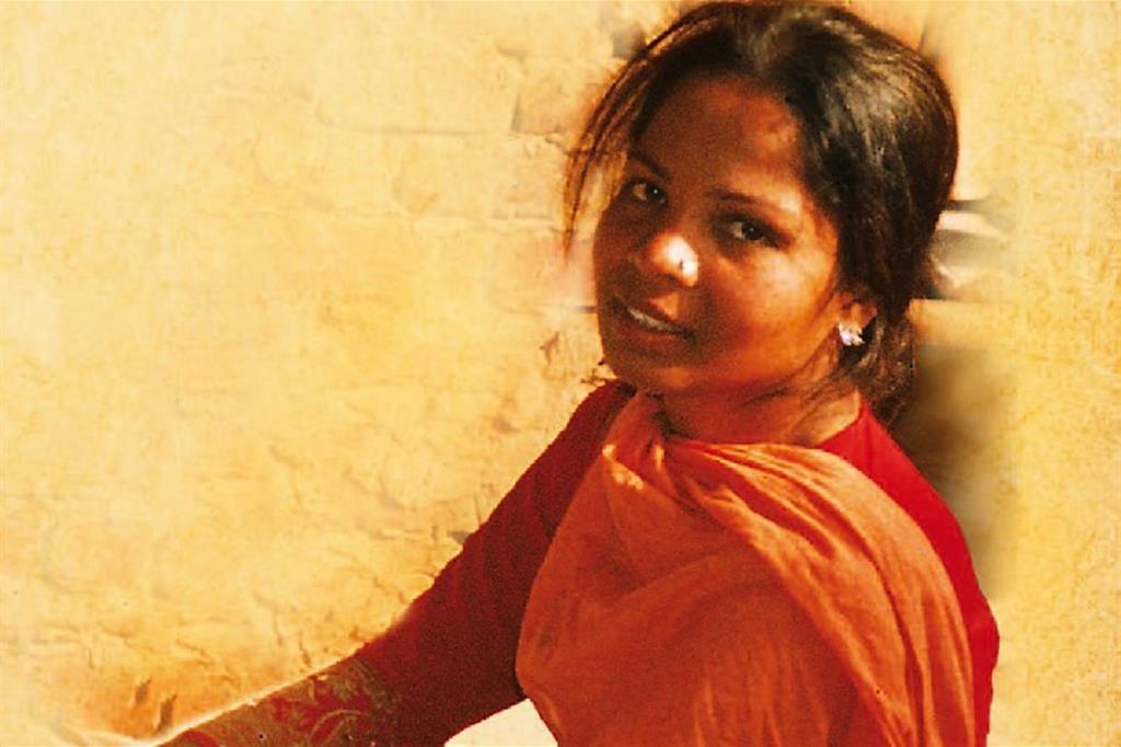 Asia Bibi è stata liberata, ma è ancora in Pakistan