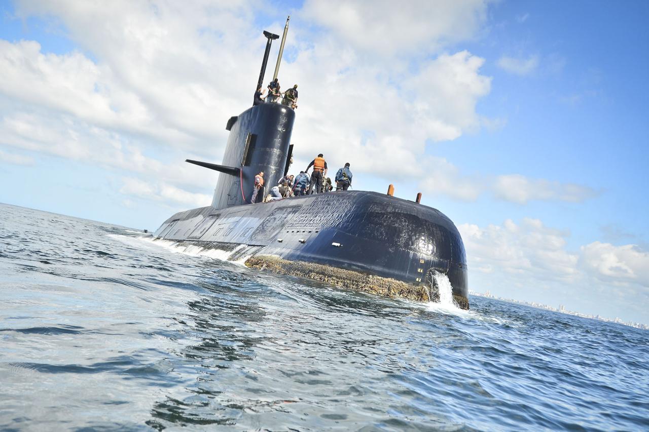 Argentina, ritrovato il sottomarino San Juan: 44 morti