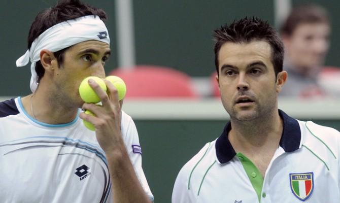 Tennis, partite truccate: Bracciali radiato, Starace squalificato per 10 anni