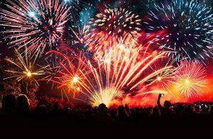 Perchè a Capodanno si sparano i fuochi d'artificio?