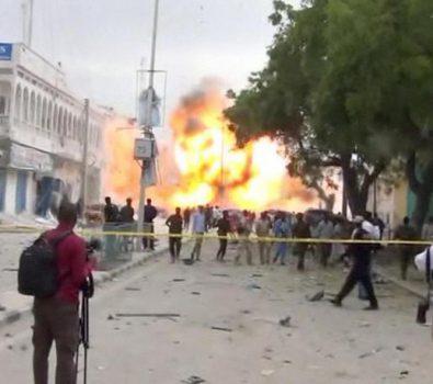 Attentato in Somalia: 22 morti e 15 feriti