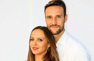 Alessandra Sgolastra e Andrea Zenga insieme a Madrid