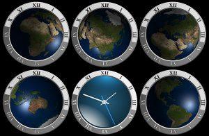 Che ore sono? Curiosità sul fuso orario nel mondo