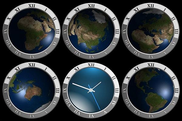 Cartina Fusi Orari Mondo.Che Ore Sono Curiosita Sul Fuso Orario Nel Mondo Zz7 Curiosita News Ed Informazioni