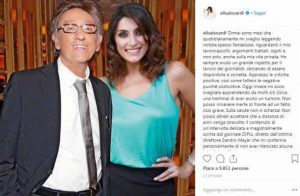 Elisa Isoardi fotomontaggio con Sandro Mayer, bufera su Instagram