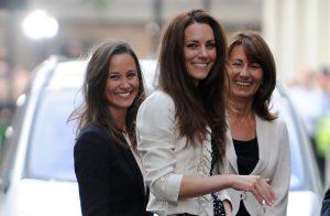 """La prima intervista della mamma di Kate Middleton: """"Siamo tutti vicini"""""""