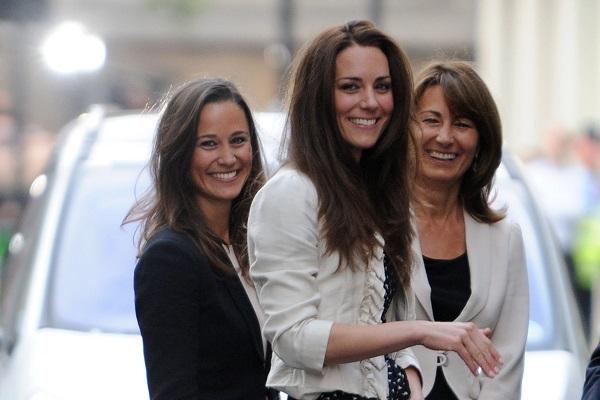 La prima intervista della mamma di Kate Middleton: