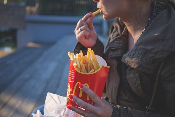 patatine fritte porzione