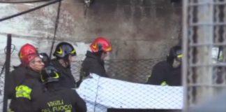 Genova incendio
