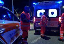 Sassi sui binari a Pavia, quattro veicoli coinvolti e tre donne ferite