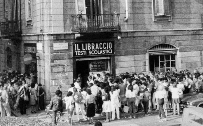 Storia libreria il libraccio