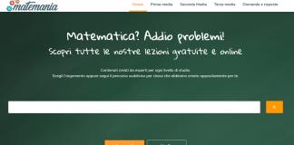 sito di matematica online