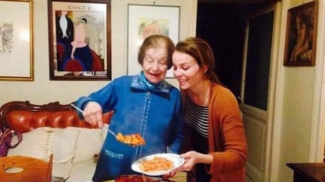 violante placido nonna