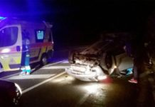 incidente stradale buccino