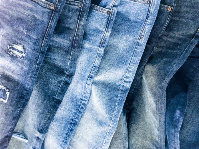 storia del jeans