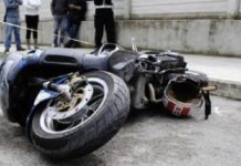 incidente scooter valerio cafiso
