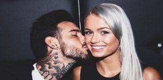 Lucas Peracchi e Mercedesz Henger, la prima foto e dedica d'amore su Instagram