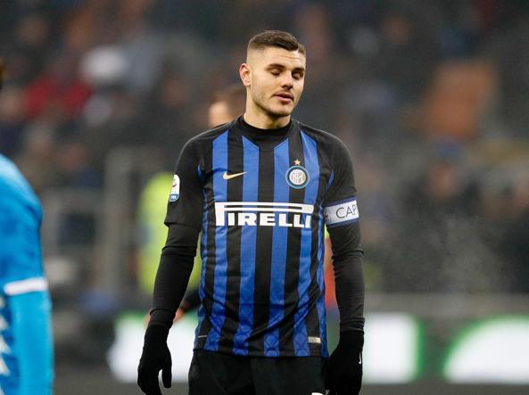 Mauro Icardi su Instagram, nuova foto con fascia di capitano