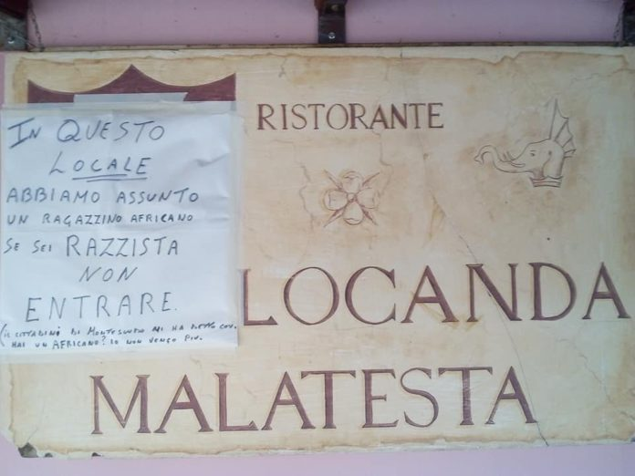 Riccardo Lanzafame, locanda Malatesta, Masamba