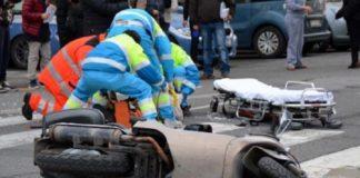 Carmine T morto incidente