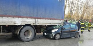 incidente a13 francesco frisina