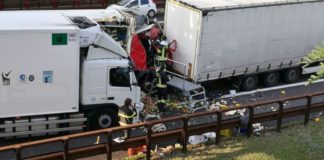 incidente pontina info