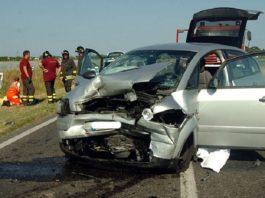 cassia incidente auto