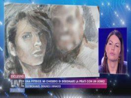 """Il caso Marck Caltagirone, Eliana Michelazzo: """"Dopo questa confessione ho paura"""""""