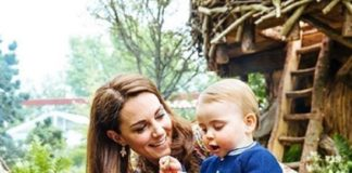 kate middleton figli